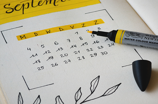 Collegamento a Calendario delle lezioni dell'a.a. 2021/22