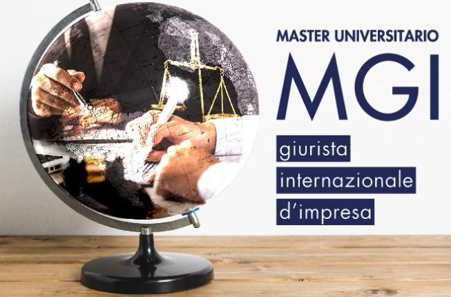 Collegamento a Master in GIURISTA INTERNAZIONALE D'IMPRESA 2021-2022