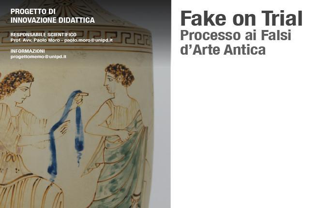 Collegamento a Fake on Trial Processo ai Falsi d'Arte Antica